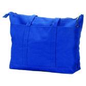 Navy Canvas Diaper Bag