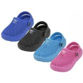 Wholesale Footwear Youth's Soft Hollow Upper Sport Clogs