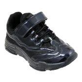 Wholesale Footwear Girls Sneaker in Black