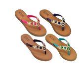 Wholesale Footwear Women Fashion Flip Flops Assorted Colors