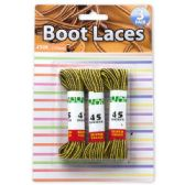 Wholesale Footwear Nylon Boot Laces