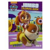 Coloring Book Paw Patrol